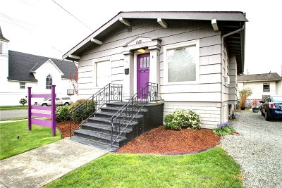 Mount Vernon Single Family Home For Sale: 1125 S 2nd St