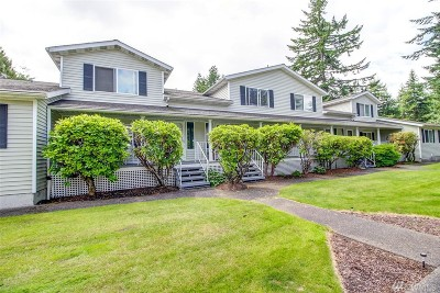 Federal Way Single Family Home For Sale: 129 S 324th Place #82