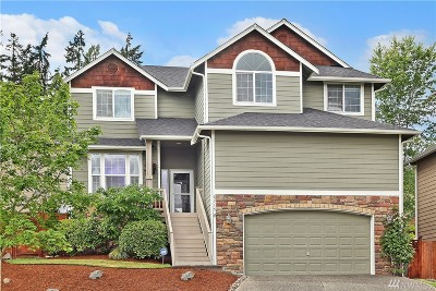 Bothell Single Family Home For Sale: 2115 241st St SW