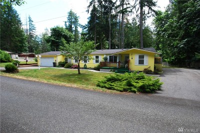 Shelton Single Family Home For Sale: 131 E Herron Dr