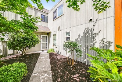 Seattle Condo/Townhouse For Sale: 8424 25th Ave SW #C