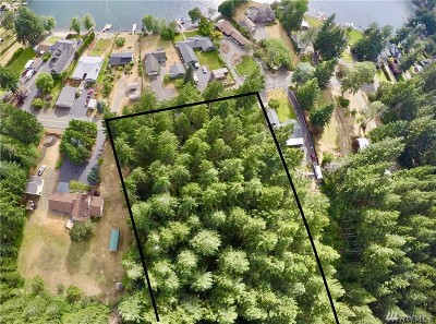 Shelton Residential Lots & Land For Sale: 1883 E Island Lake Dr