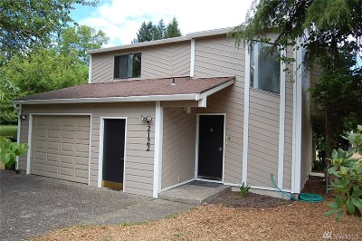 Olympia Single Family Home For Sale: 2122 Dickinson Ave NW