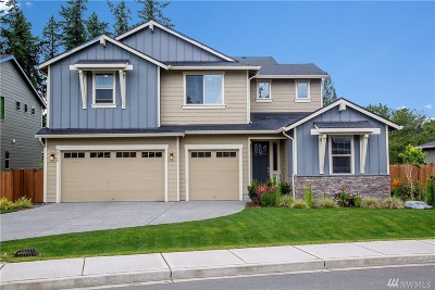 Carnation Single Family Home For Sale: 32742 NE 52nd St
