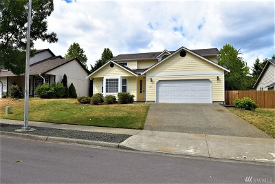 Lacey Single Family Home For Sale: 8600 Sebastian Dr NE