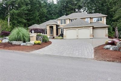 Gig Harbor Single Family Home For Sale: 5208 Saddleback Dr NW