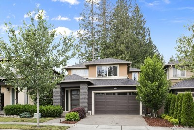 Everett Single Family Home For Sale: 2627 122nd Place SE