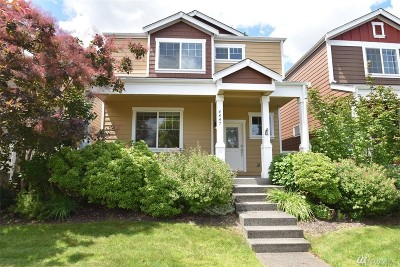 Lacey Single Family Home For Sale: 4447 Fairweather St NE