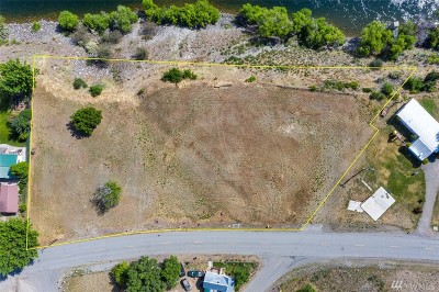 Chelan, Chelan Falls, Entiat, Manson, Brewster, Bridgeport, Orondo Residential Lots & Land For Sale: 1751 Fairview Ave
