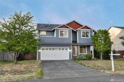 Puyallup Single Family Home For Sale: 8229 186th St Ct E