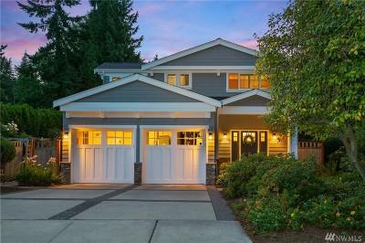 Medina Single Family Home For Sale: 2033 78th Ave NE