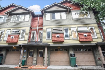 Seattle Single Family Home For Sale: 933 N 105th St. #B