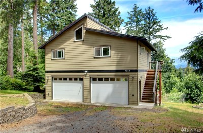 Anacortes, La Conner Single Family Home For Sale: 7757 Hideaway Lane