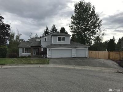 Covington Single Family Home For Sale: 26019 157th Ave SE