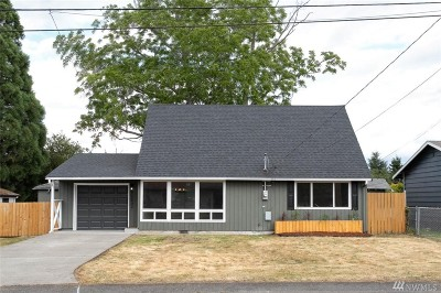 Des Moines Single Family Home For Sale: 25802 19th Ave S