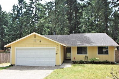 Thurston County Single Family Home For Sale: 4110 Teakwood Ct SE