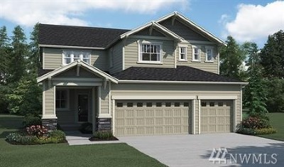 Bonney Lake Single Family Home For Sale: 14639 201st Ave E