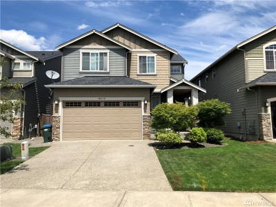 Puyallup Single Family Home For Sale: 8619 189th St Ct E