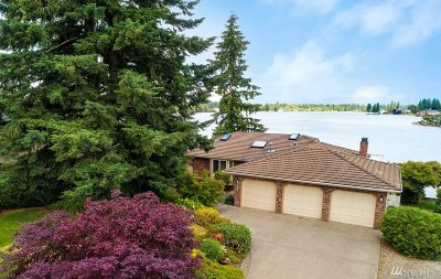 Lake Tapps Single Family Home Contingent: 2721 200th Ave E