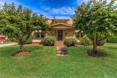 Sumner Single Family Home For Sale: 803 Hunt Ave