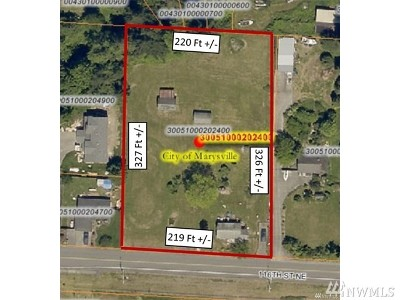 Snohomish County Residential Lots & Land For Sale: 5225 116th St NE