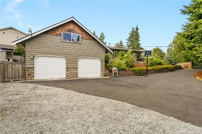 Mukilteo Single Family Home Contingent: 10604 66th Place W