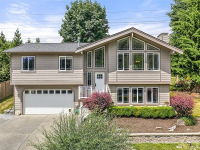 Lake Stevens Single Family Home For Sale: 10818 134th Ave NE
