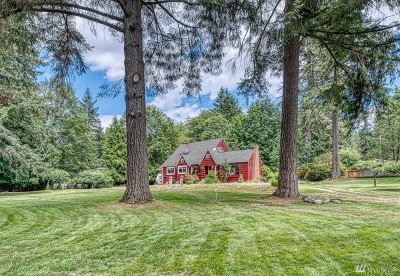 Gig Harbor Single Family Home For Sale: 10809 Crescent Valley Dr NW