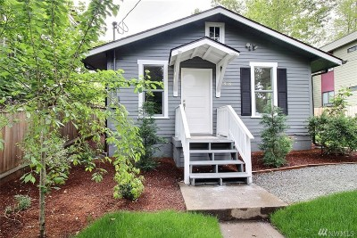 Seattle Single Family Home For Sale: 5115 S Roxbury St
