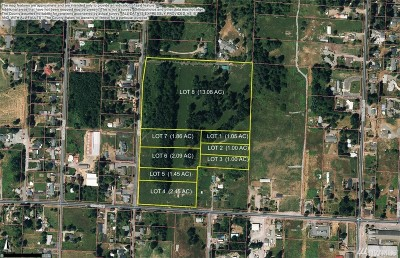 Residential Lots & Land For Sale: 4121 128th St E