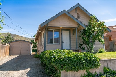 Wenatchee Single Family Home For Sale: 45 S Viewdale Ave