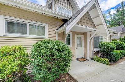 Redmond Condo/Townhouse For Sale: 16418 NE 91st St #B9