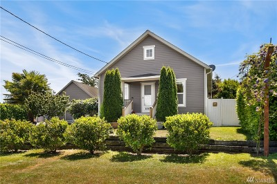 Anacortes Single Family Home Pending: 1215 37th St