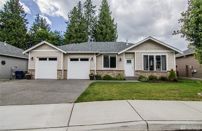 Marysville Single Family Home For Sale: 13706 54th Dr NE
