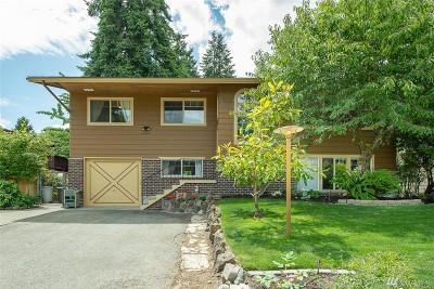 Shoreline Single Family Home For Sale: 2351 N 187th St
