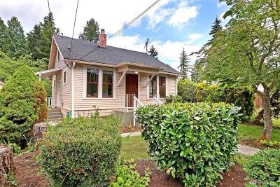 Shoreline Single Family Home For Sale: 112 NE 180th St