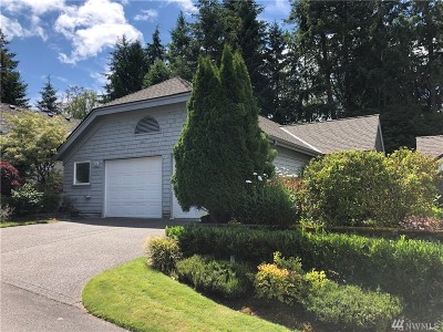Gig Harbor Single Family Home For Sale: 3810 100th St Ct NW