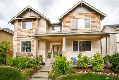 North Bend WA Single Family Home For Sale: $700,000