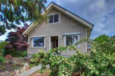 Tacoma Single Family Home For Sale: 4307 N 7th St