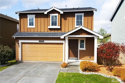 Snohomish Single Family Home For Sale: 16600 42nd Dr SE