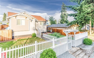 Tacoma Single Family Home For Sale: 2329 S Ash St