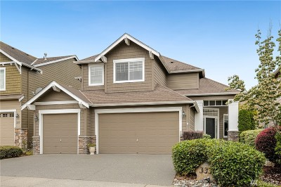 Sammamish Single Family Home For Sale: 333 239th Wy SE