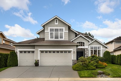 Sammamish Single Family Home For Sale: 24247 SE 1st Place