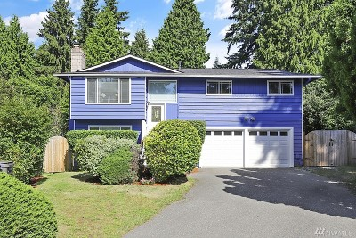 Kirkland Single Family Home For Sale: 12116 NE 137th Place