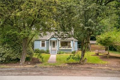 Shoreline Single Family Home For Sale: 19930 Forest Park Dr NE