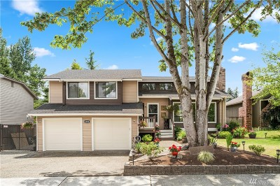 Mountlake Terrace Single Family Home For Sale: 4606 217th St SW