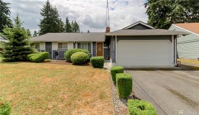 Auburn Single Family Home For Sale: 3360 19th St SE