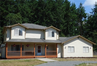 Stanwood Single Family Home For Sale: 14524 58th Ave NW