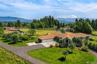 Enumclaw Single Family Home For Sale: 25233 SE 389th St