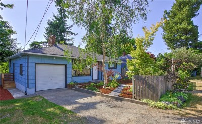 Seattle Single Family Home For Sale: 9713 3rd Ave NW
